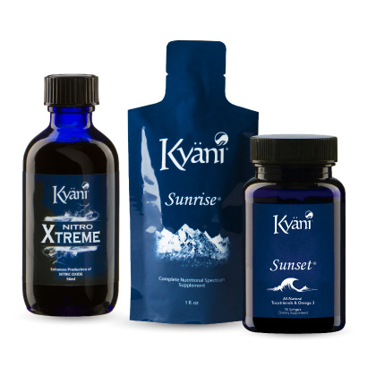 Kyani Nitro Xtreme Triangle of Health Pack