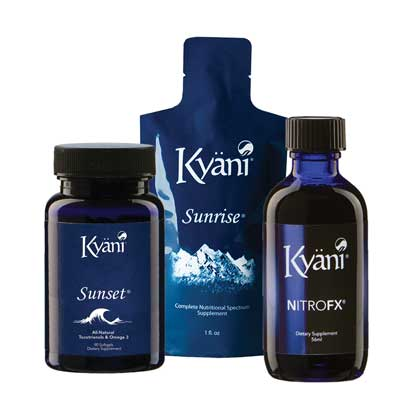 Kyani Triangle of Health with Nitro FX