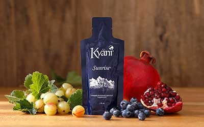 Ingredients in Kyani Sunrise