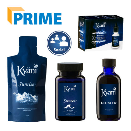 Kyani Social Product Pack