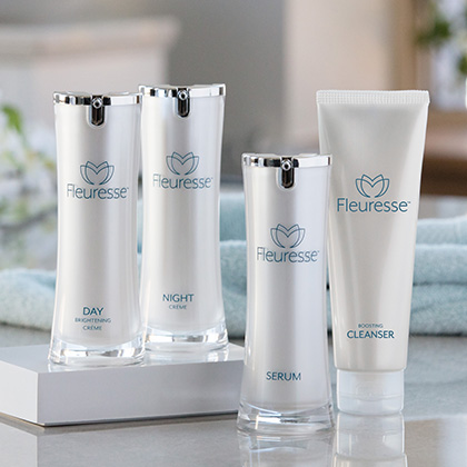 The New UK Fleuresse Skin Care System