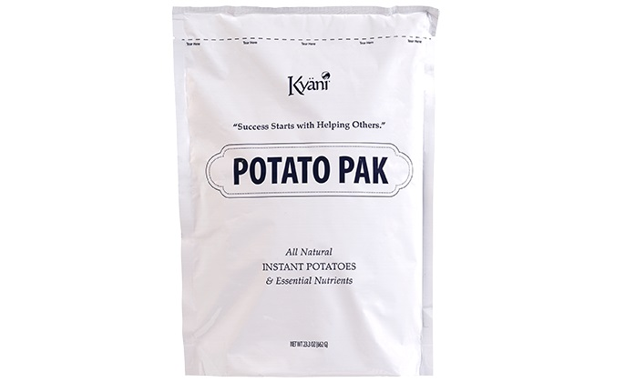 What is the Potato Pak