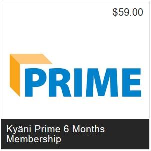 Kyani Prime