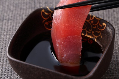 Soy Sauce and Tuna