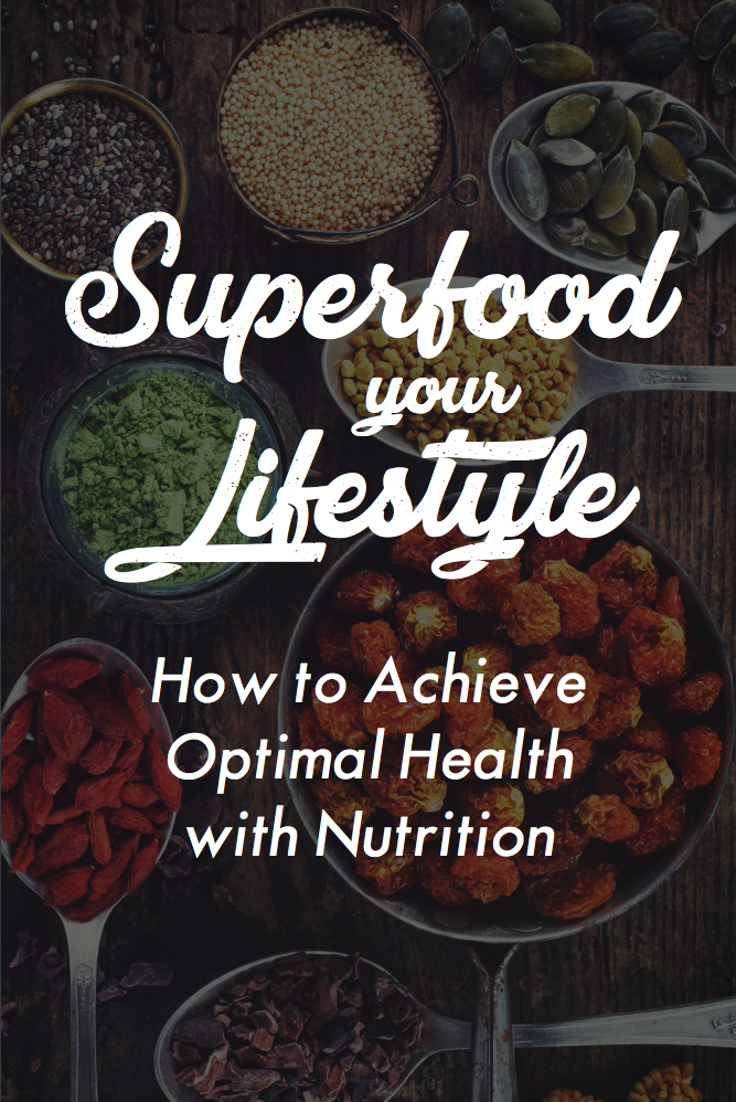 Superfood Your Lifestyle Kyani Team Genesis Australia eBook