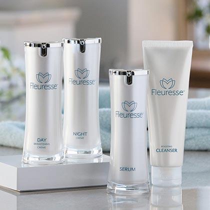 Kyani Fleuresse Skin Care System