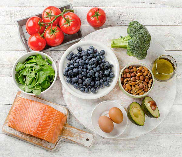 Superfoods for a healthy brain