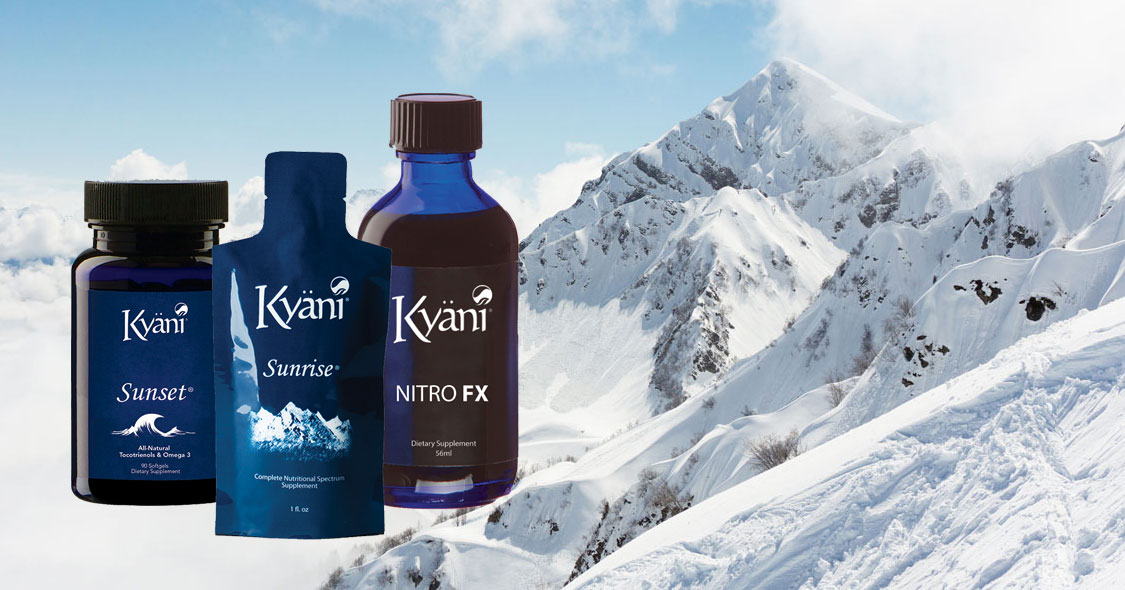 Mountain snow Kyani